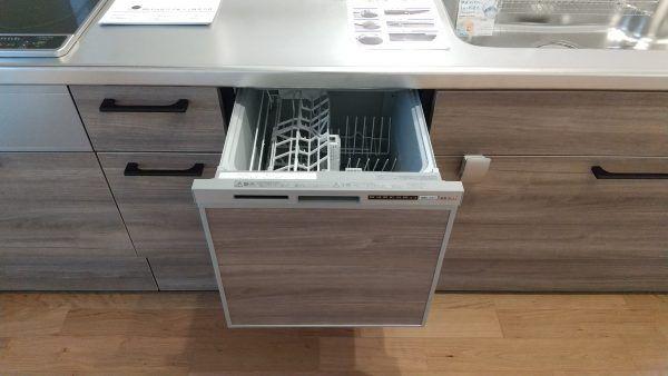 嬉野1号地 キッチン 食洗器