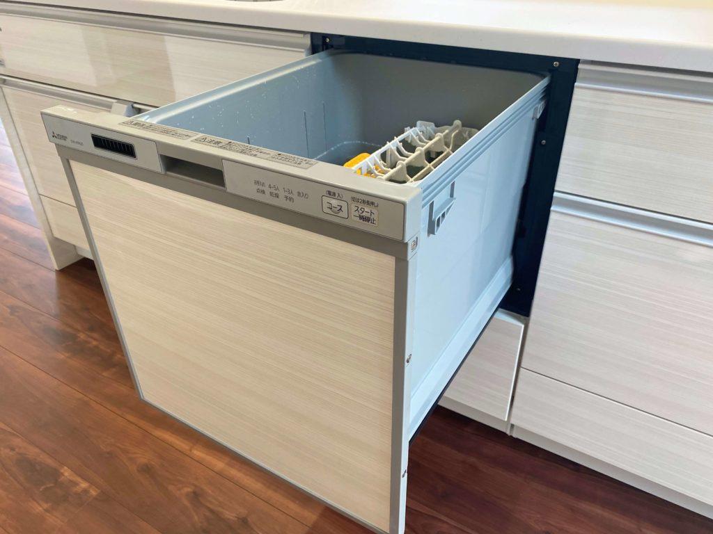 伊万里市脇田町新築建売住宅「OURS伊万里脇田」食器洗い乾燥機