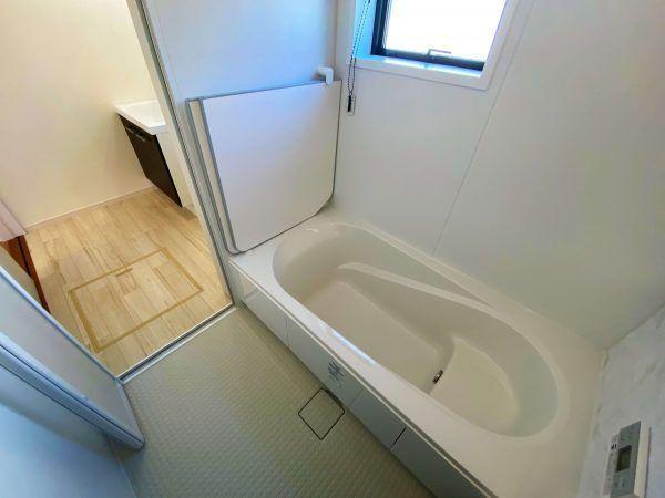 嬉野市新築戸建建売住宅【OURS嬉野1号地】 浴室・バスルーム