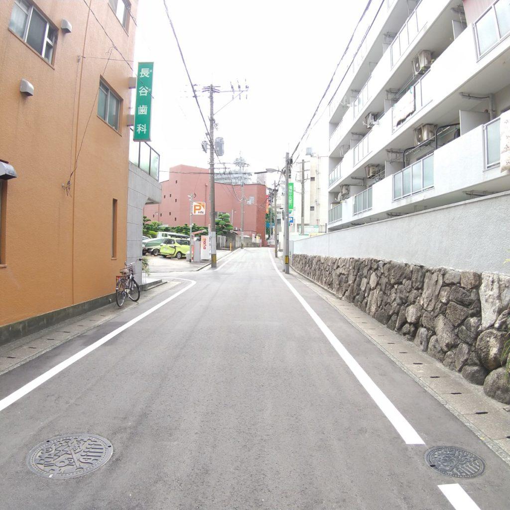 藤和南福岡コープ_503 前面道路