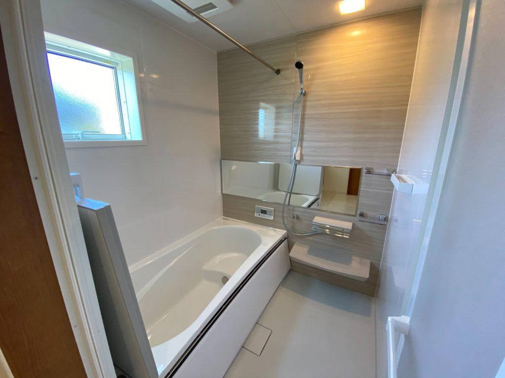 小城市新築建売住宅「OURS小城町2号地」浴室