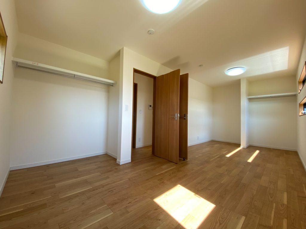 小城市新築建売住宅「OURS小城町2号地」洋室