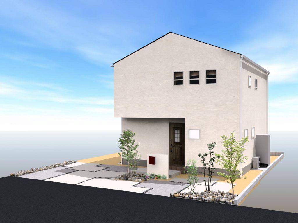 大村市新築建売住宅「OURS黒丸12号地」