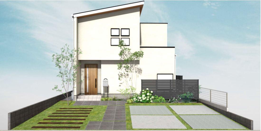 新築建売住宅「OURS神園2号地」