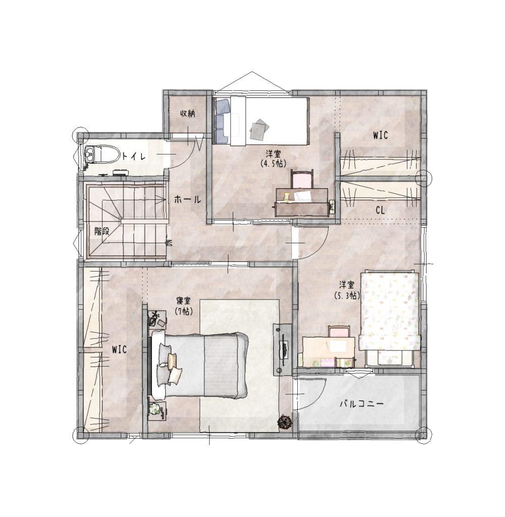 大村市新築建売住宅「OURS黒丸13号地」