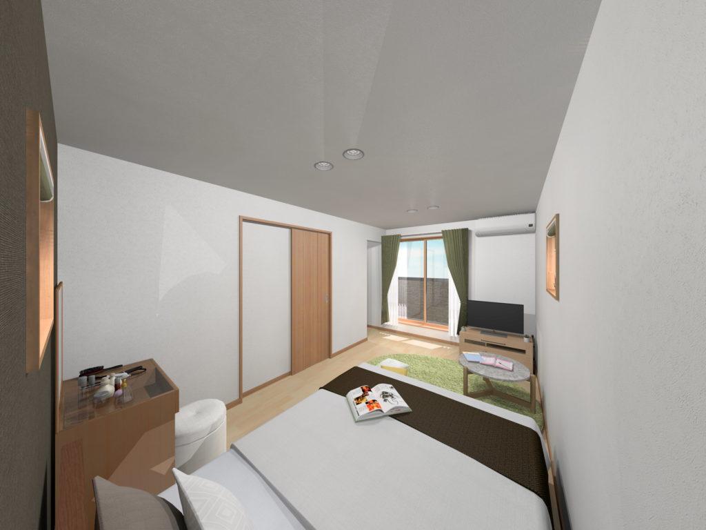 武雄市武雄町新築建売住宅「OURS武雄永島Ⅱ 4号地」◆寝室4