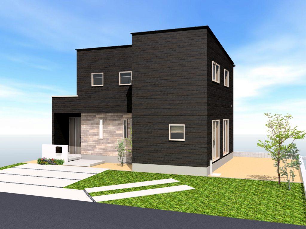 大村市新築建売住宅「OURS坂口2号地」