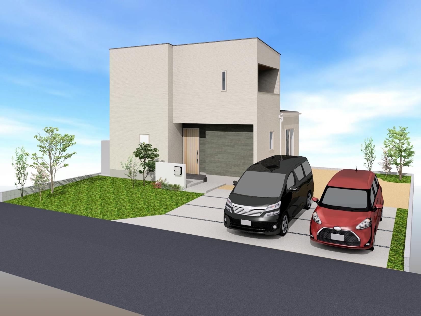 大村市新築建売住宅「OURS坂口1号地」