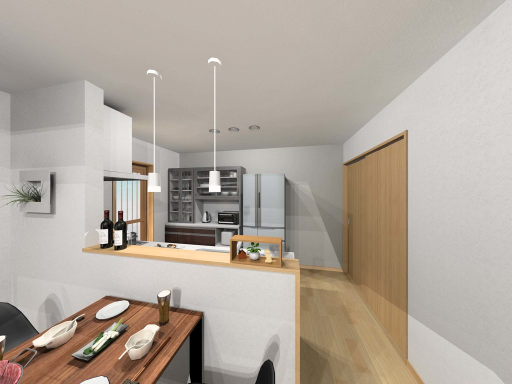 武雄市武雄町 新築建売住宅「OURS永島Ⅱ5号地」◆室内イメージ