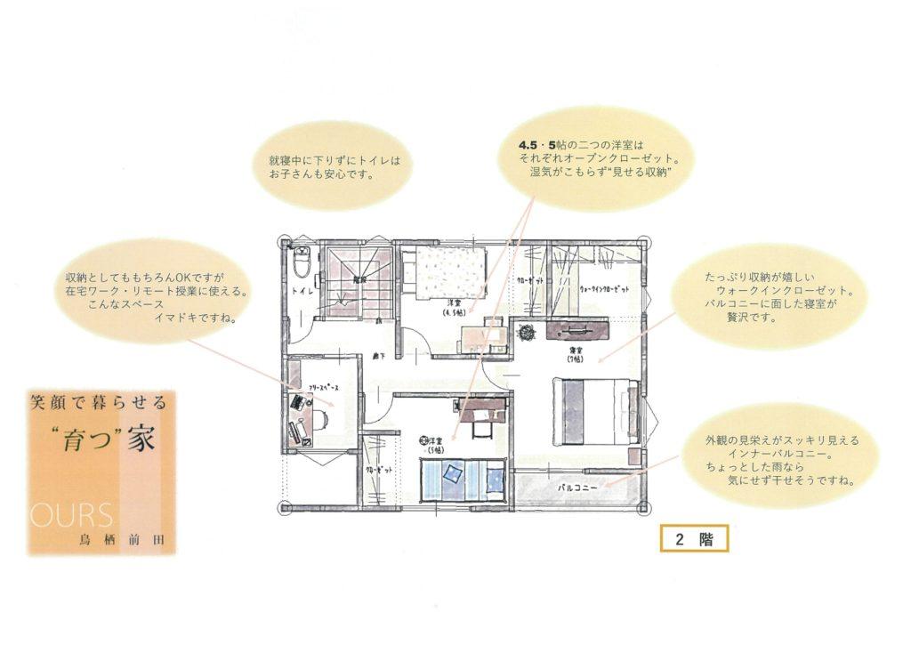鳥栖市前田町 新築建売住宅「OURS 鳥栖前田」
