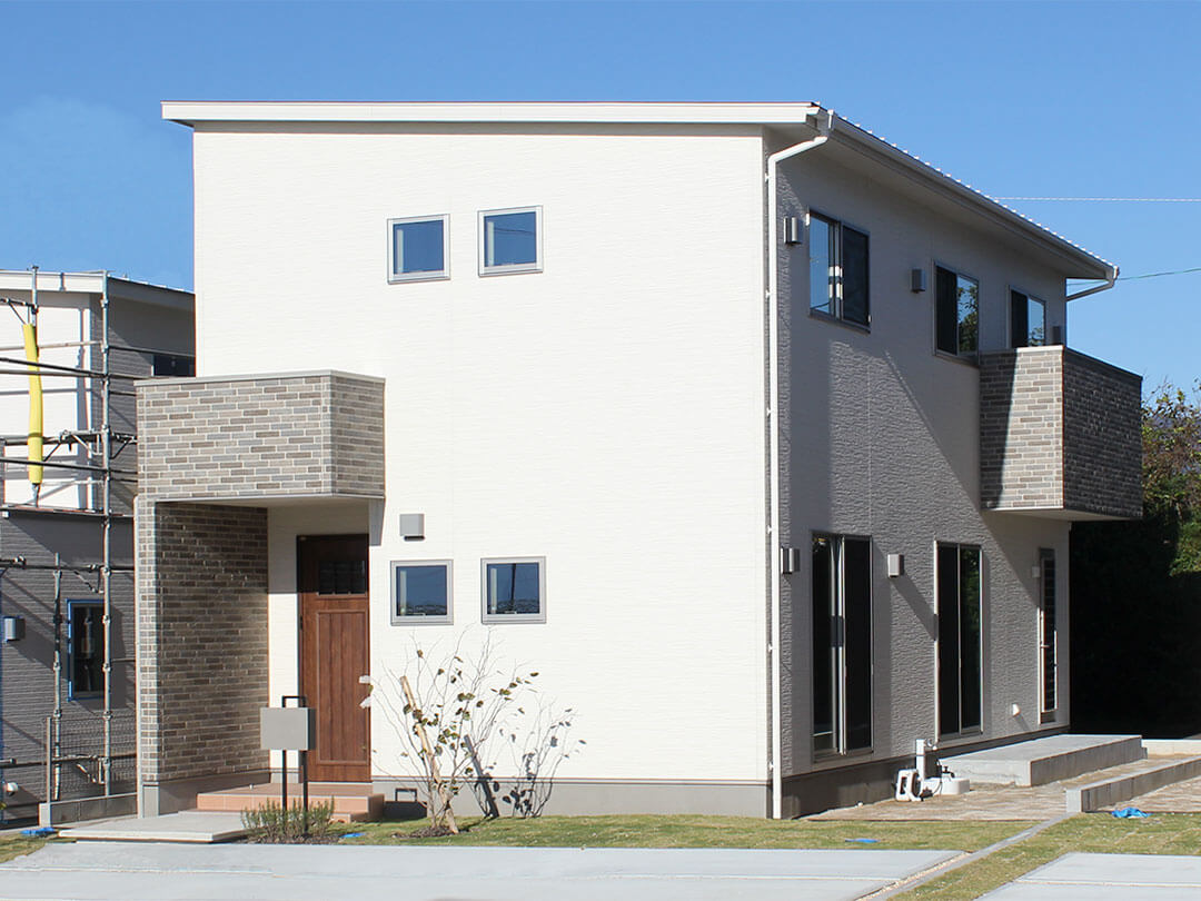 OURS CASA 古賀島2号地