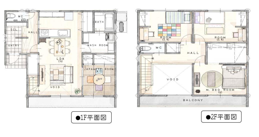 佐賀市新築建売住宅「OURS本庄2号地」