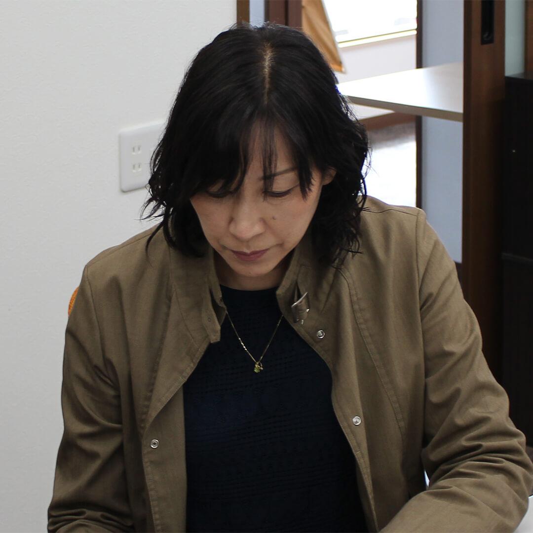 朝日I&Rリアルティ武雄支店長 梶原明美