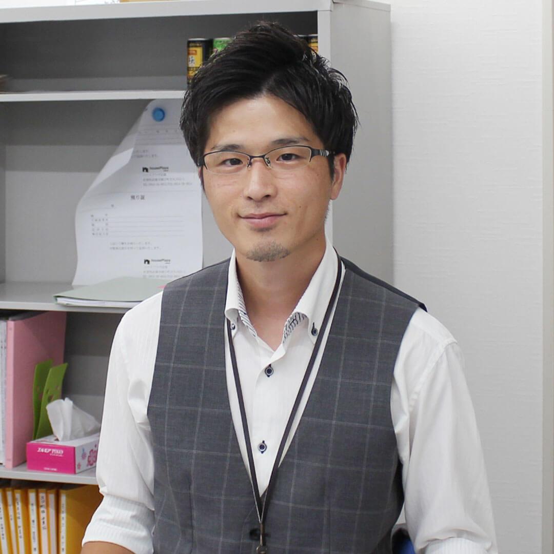 朝日I&Rリアルティ武雄支店長/商品開発部長 稲冨和也