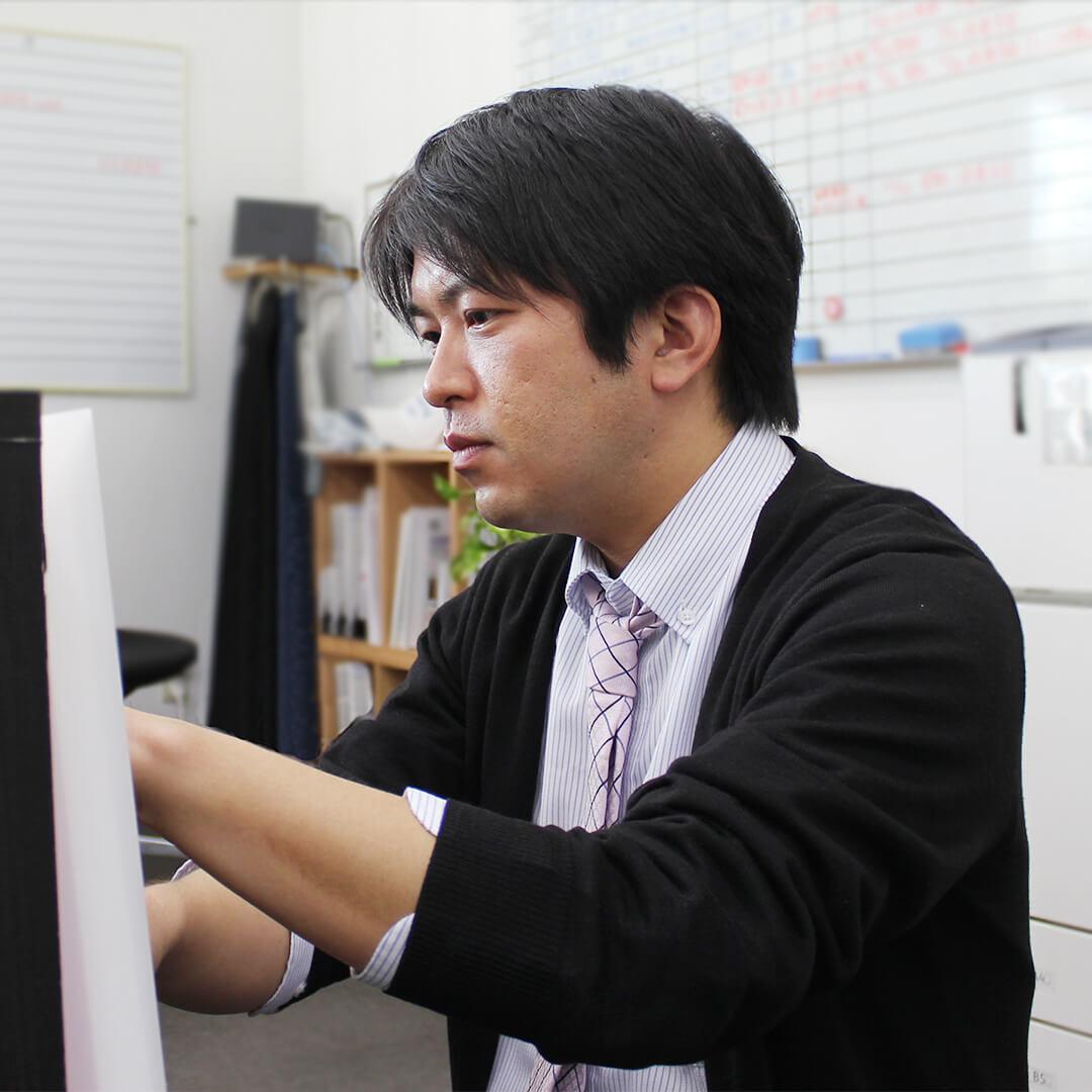 朝日I&Rリアルティ筑紫野支店 支店長代理 (博多営業所長) 田中博司