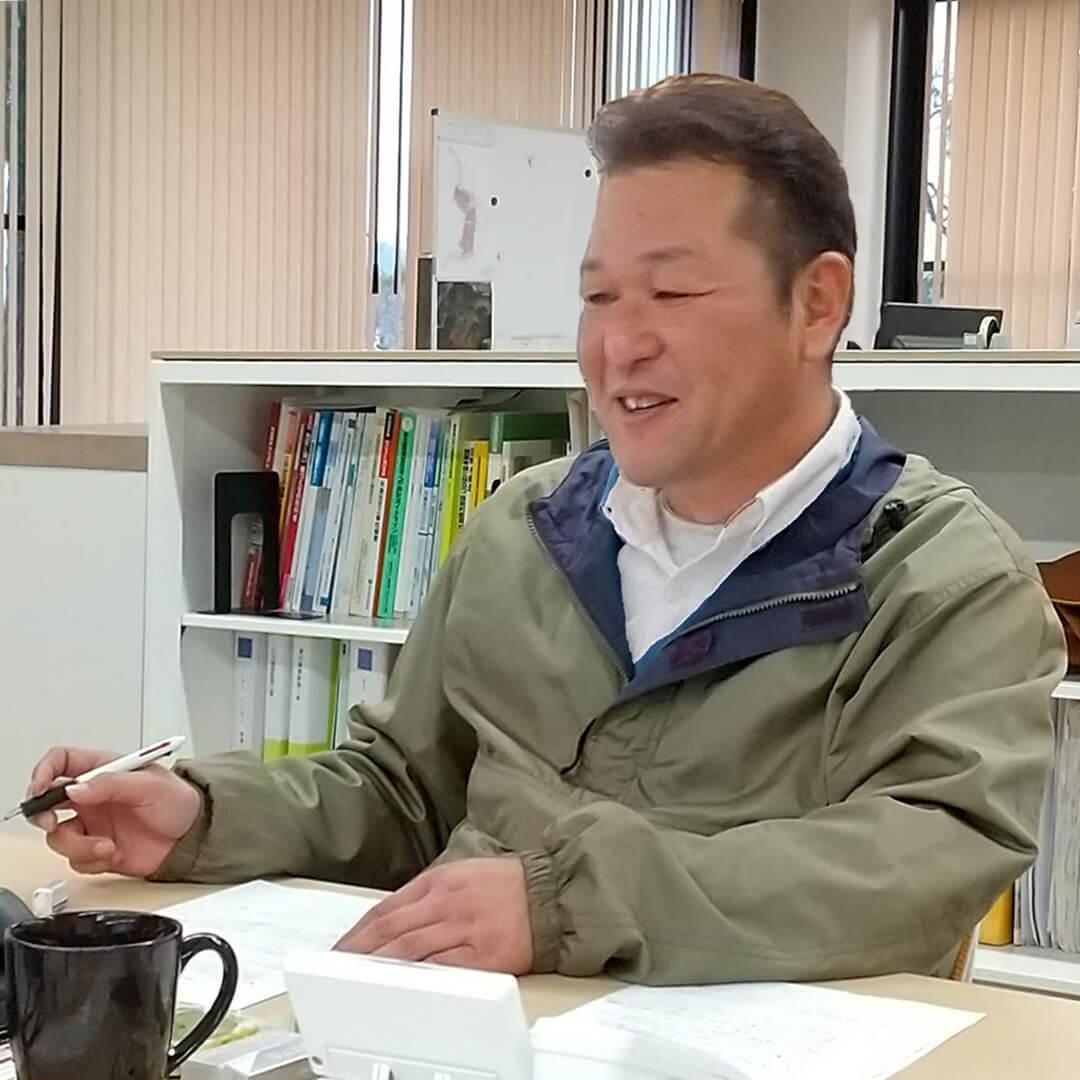 BinO佐賀武雄 営業係長 井上貴博