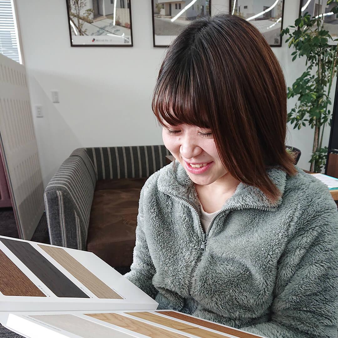 朝日I&Rリアルティ商品開発部 設計課 片岡楓