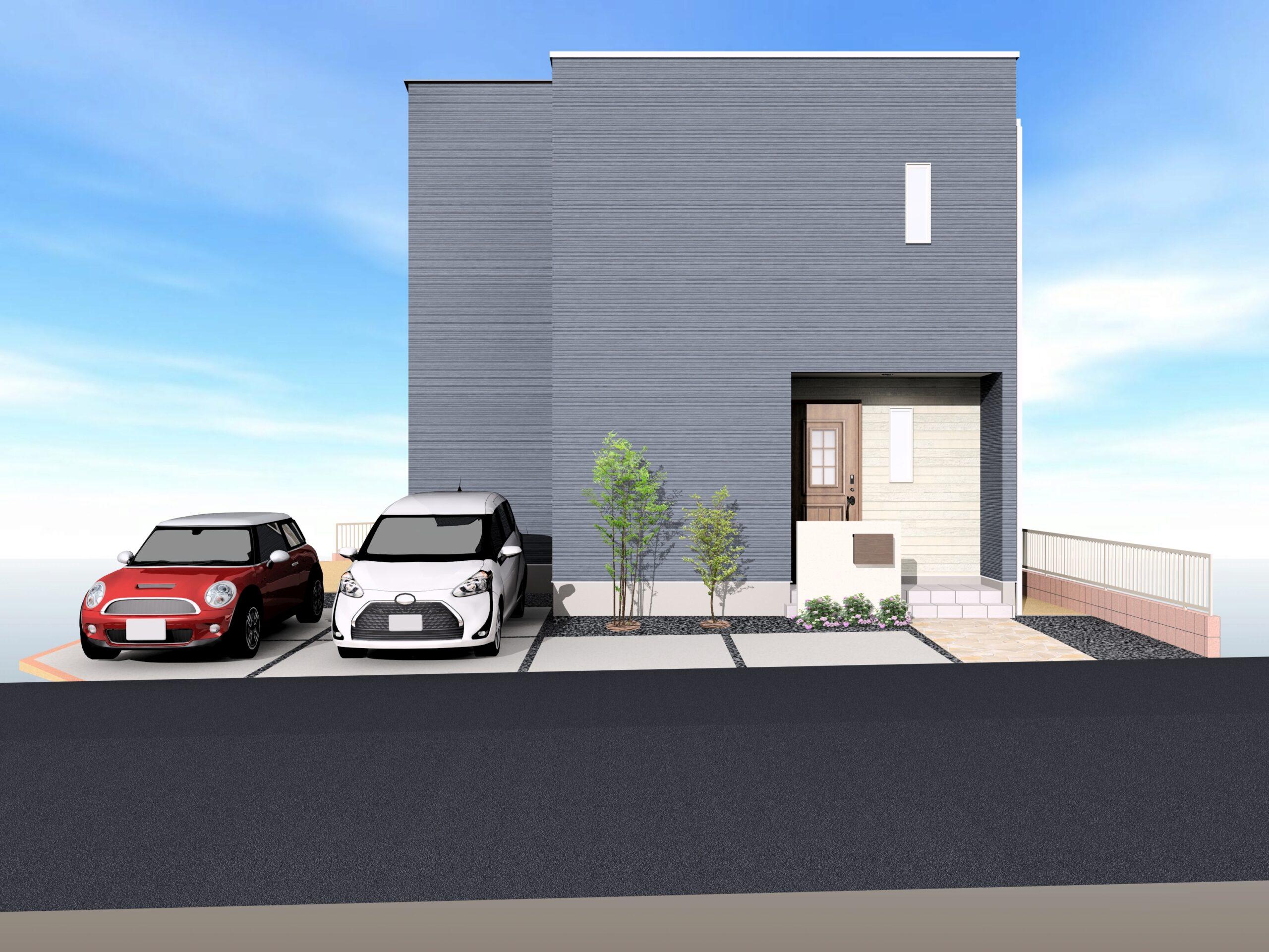 大村市新築建売住宅「OURS小川内2号地」