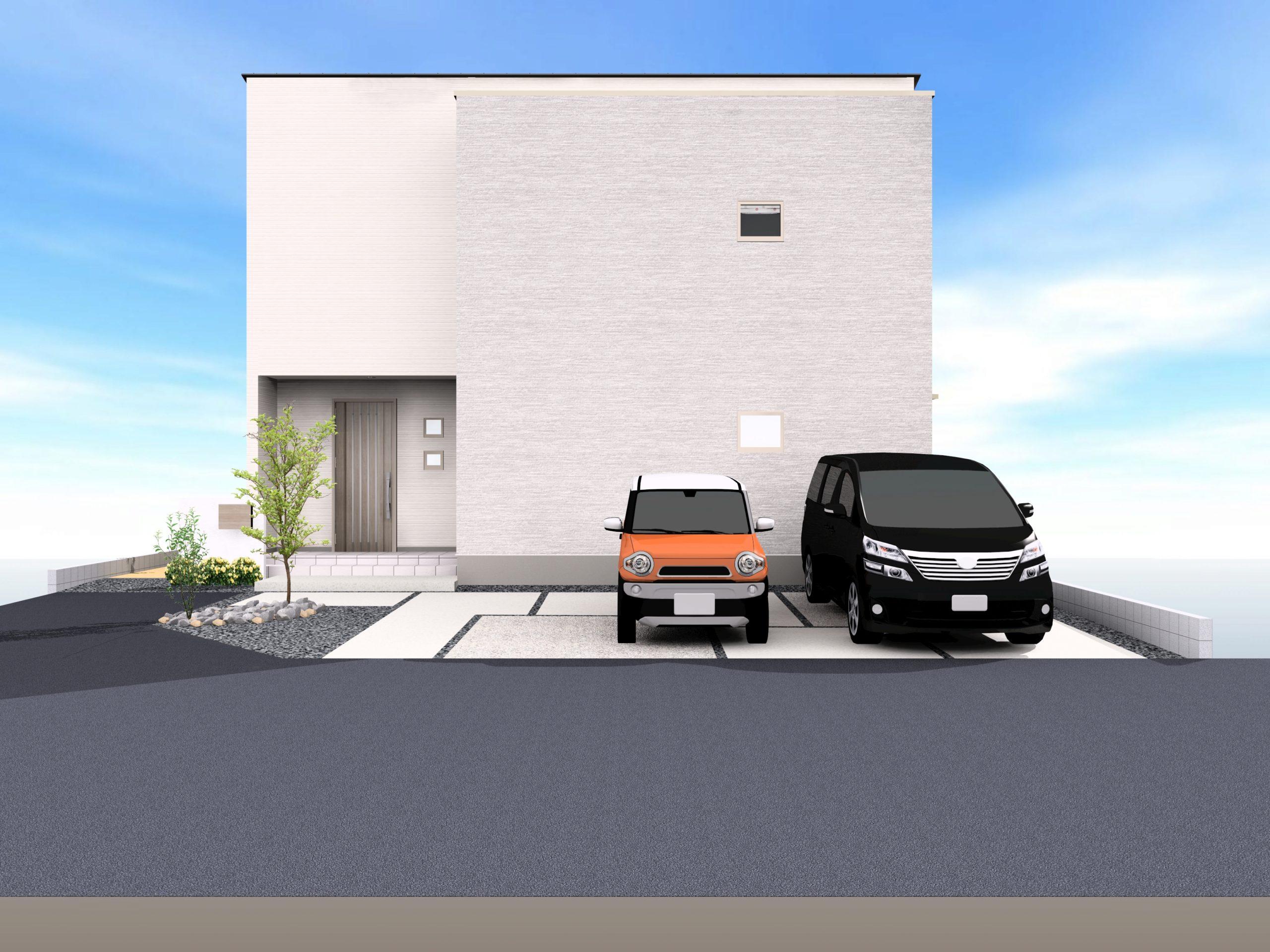 大村市新築建売住宅「OURS黒丸7号地」