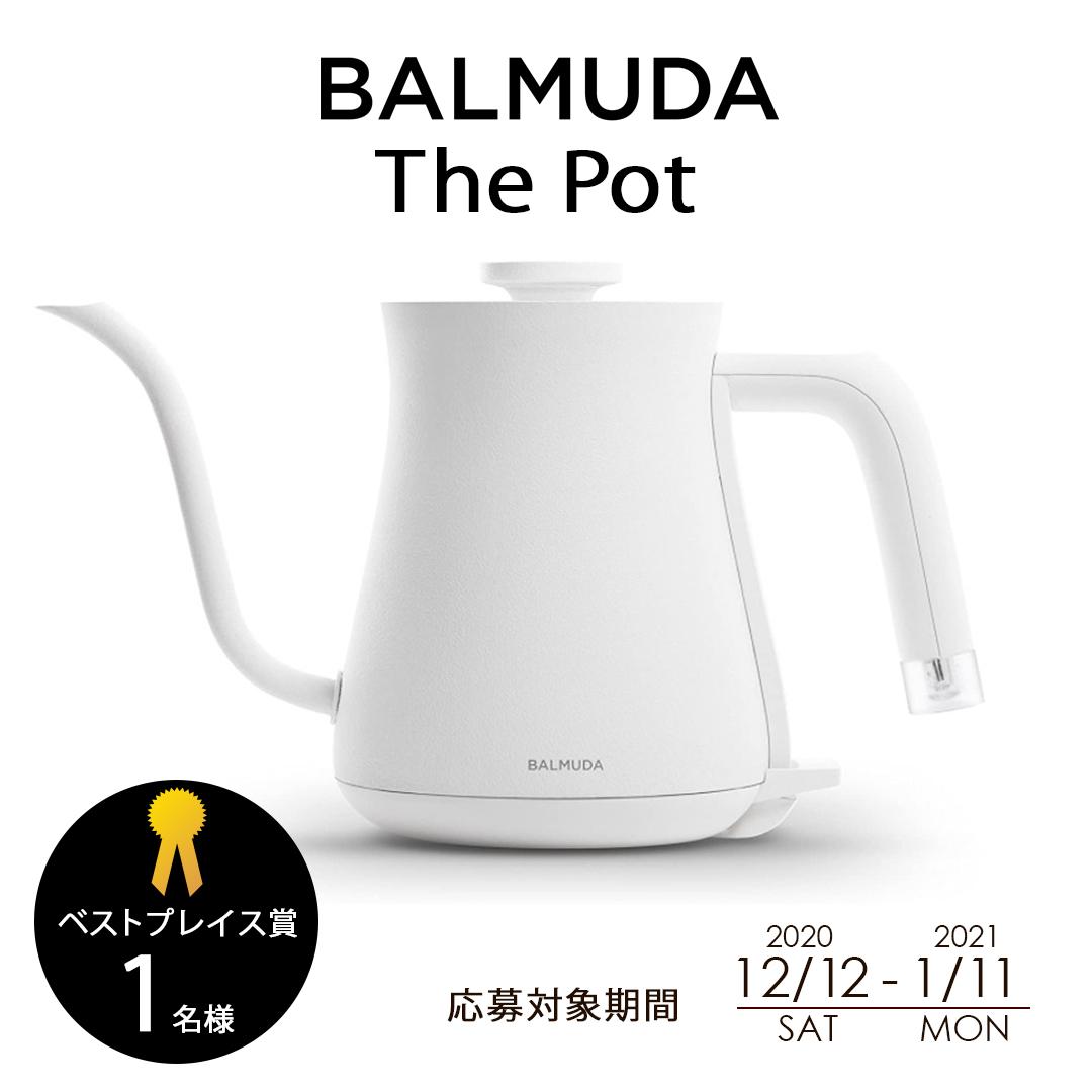 ベストプレイス賞「BALMUDA The Pot」