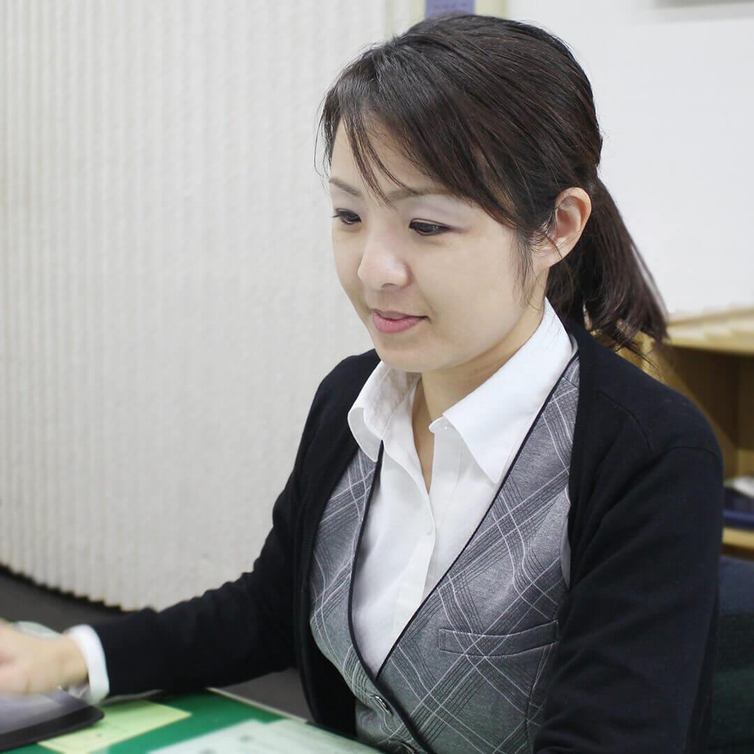 朝日I&Rリアルティ筑紫野支店 営業アシスタント 清田香