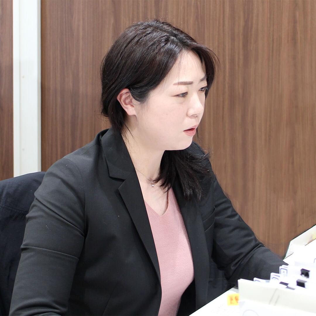 朝日I&Rリアルティ大村支店 営業主任 上野麻衣