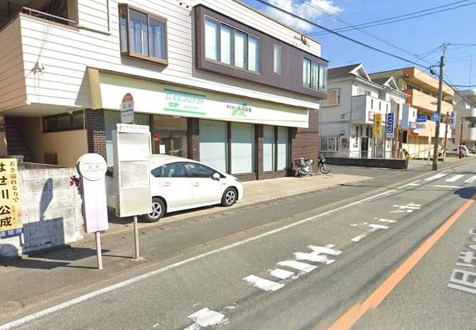 OURS_太宰府梅ヶ丘 高雄バス停