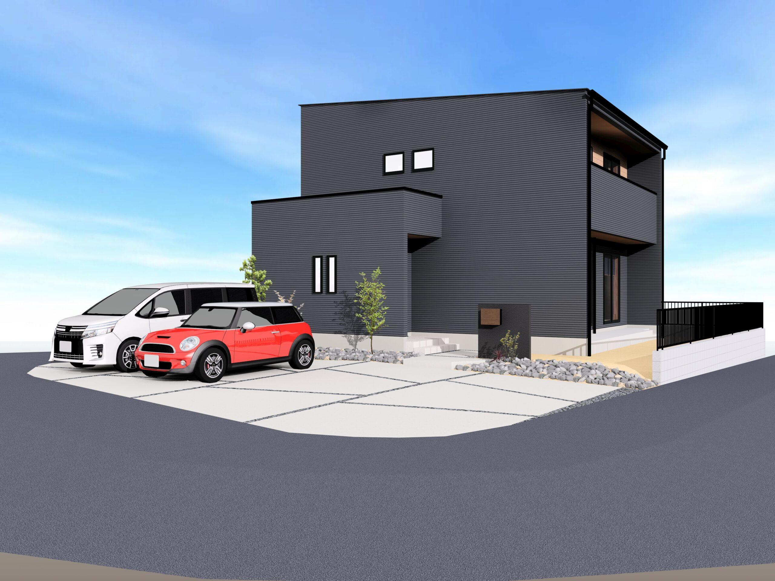 鹿島市新築建売住宅「OURS高津原」