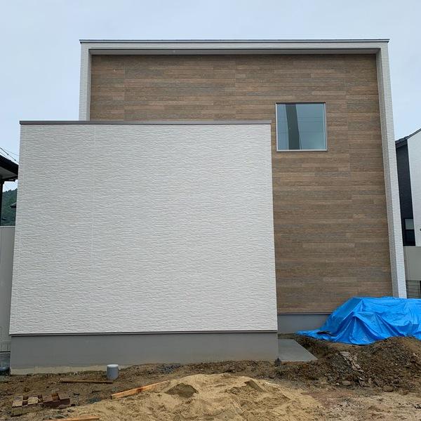 嬉野市新築建売住宅「OURS下野2号地」外観