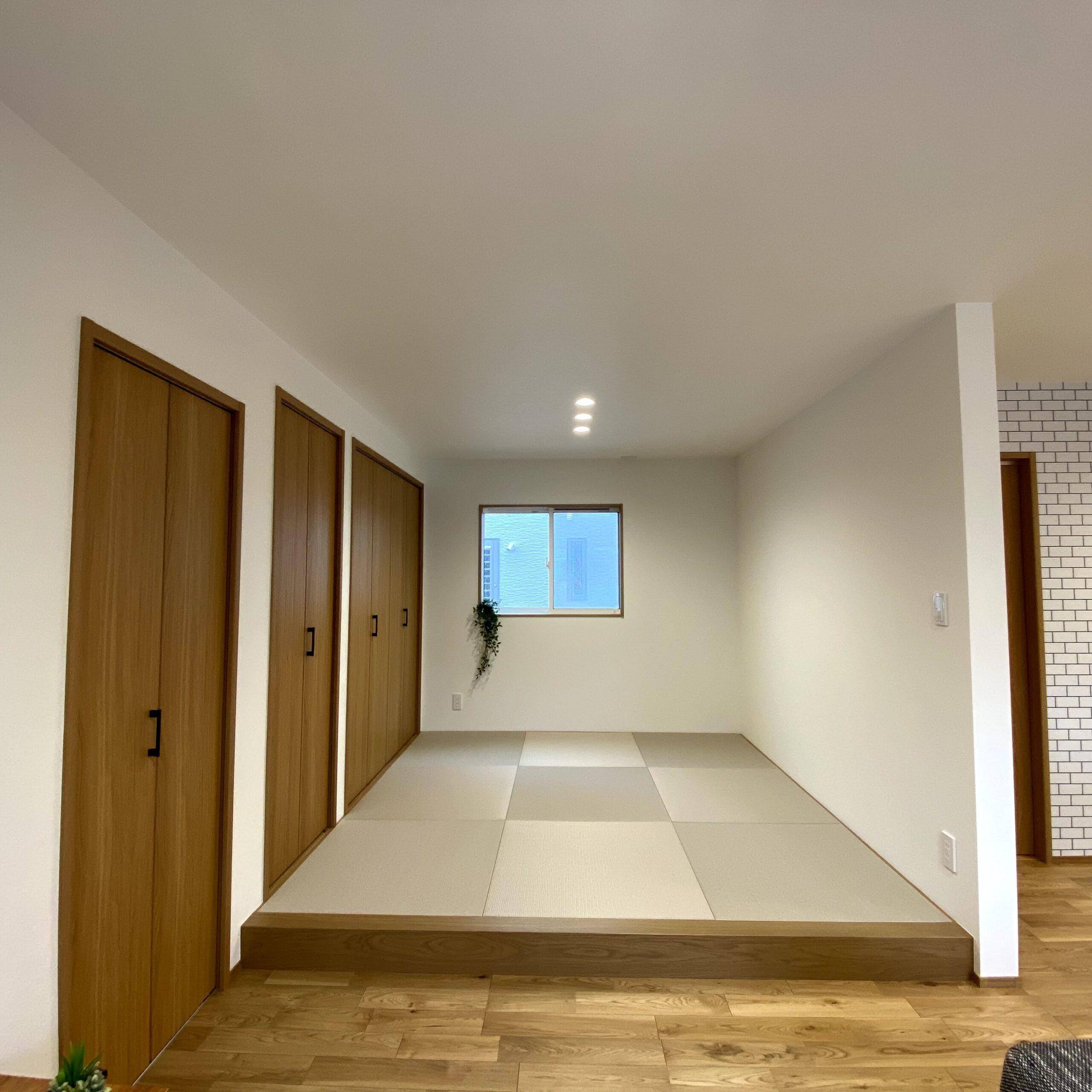 嬉野市新築建売住宅「OURS下野1号地」和室