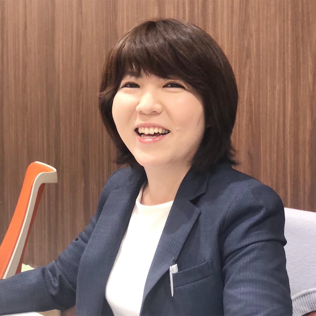 朝日I&Rリアルティ大村支店 営業主任 猪村有利子