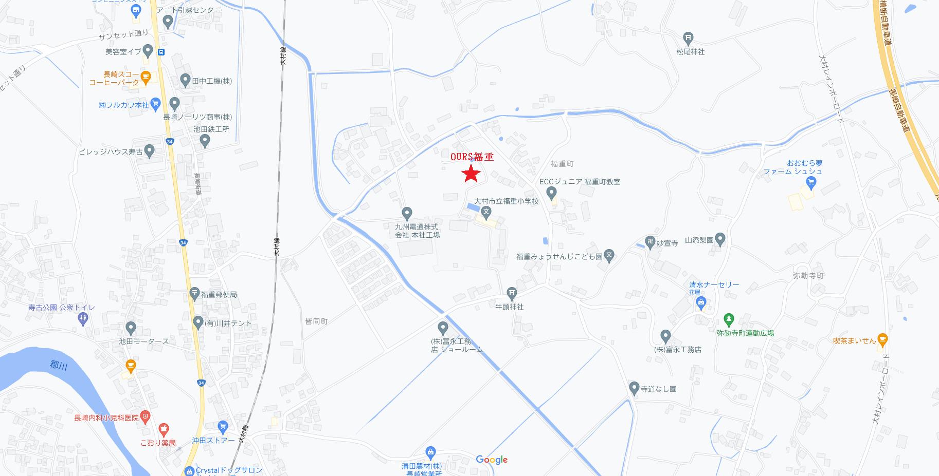 大村市新築建売住宅「OURS福重町」