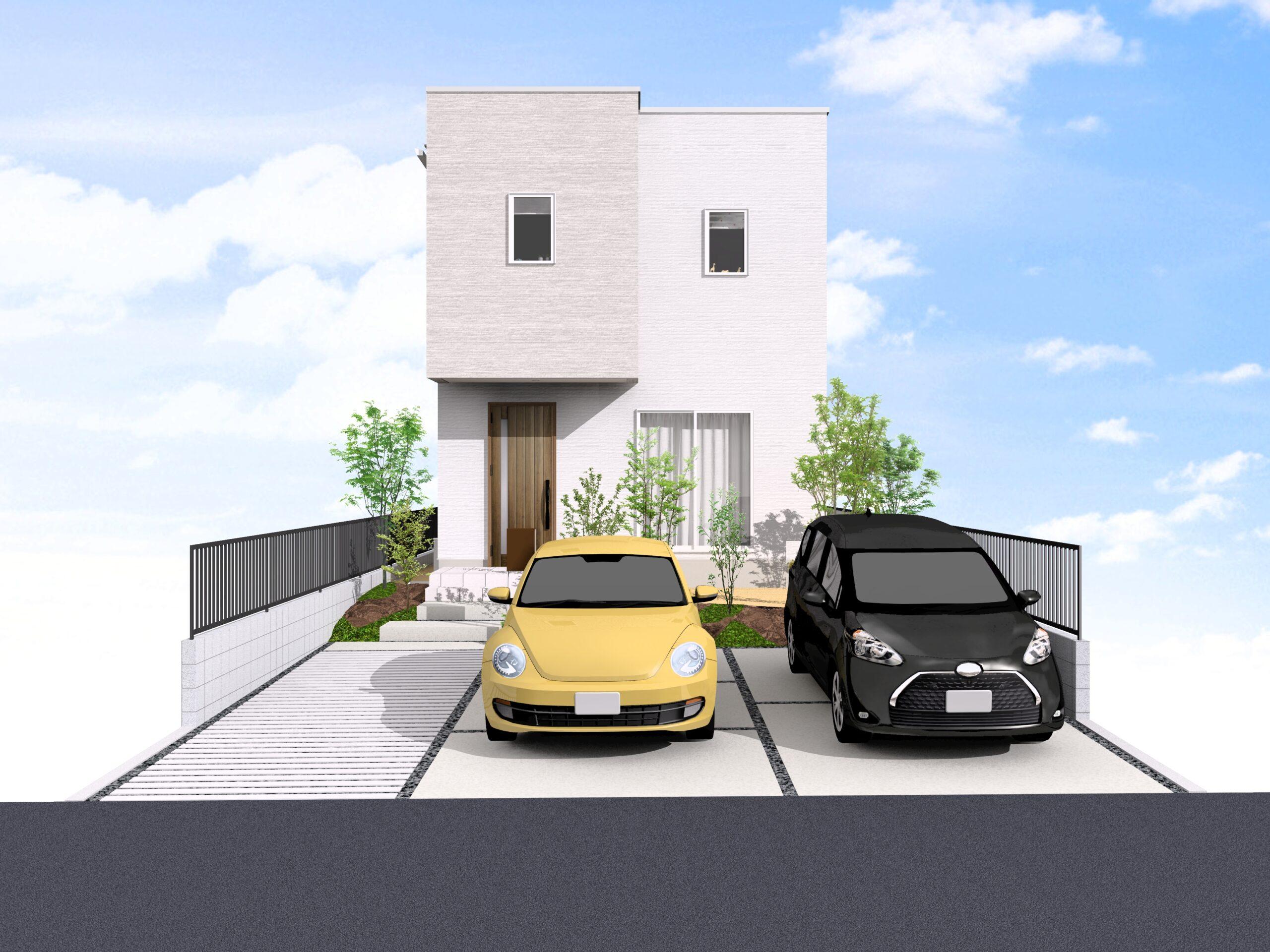 久留米市南 新築建売住宅「OURS久留米南 2号地」