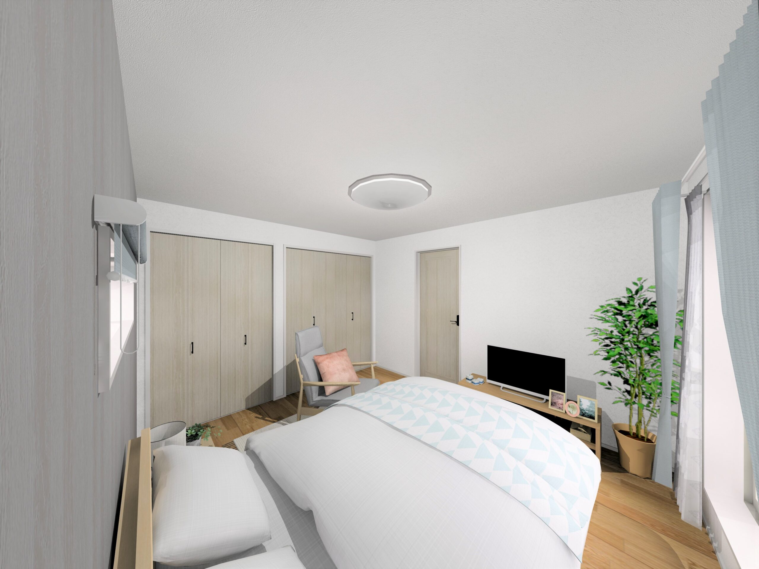 上峰町新築建売住宅「OURS上峰Ⅱ2号地」