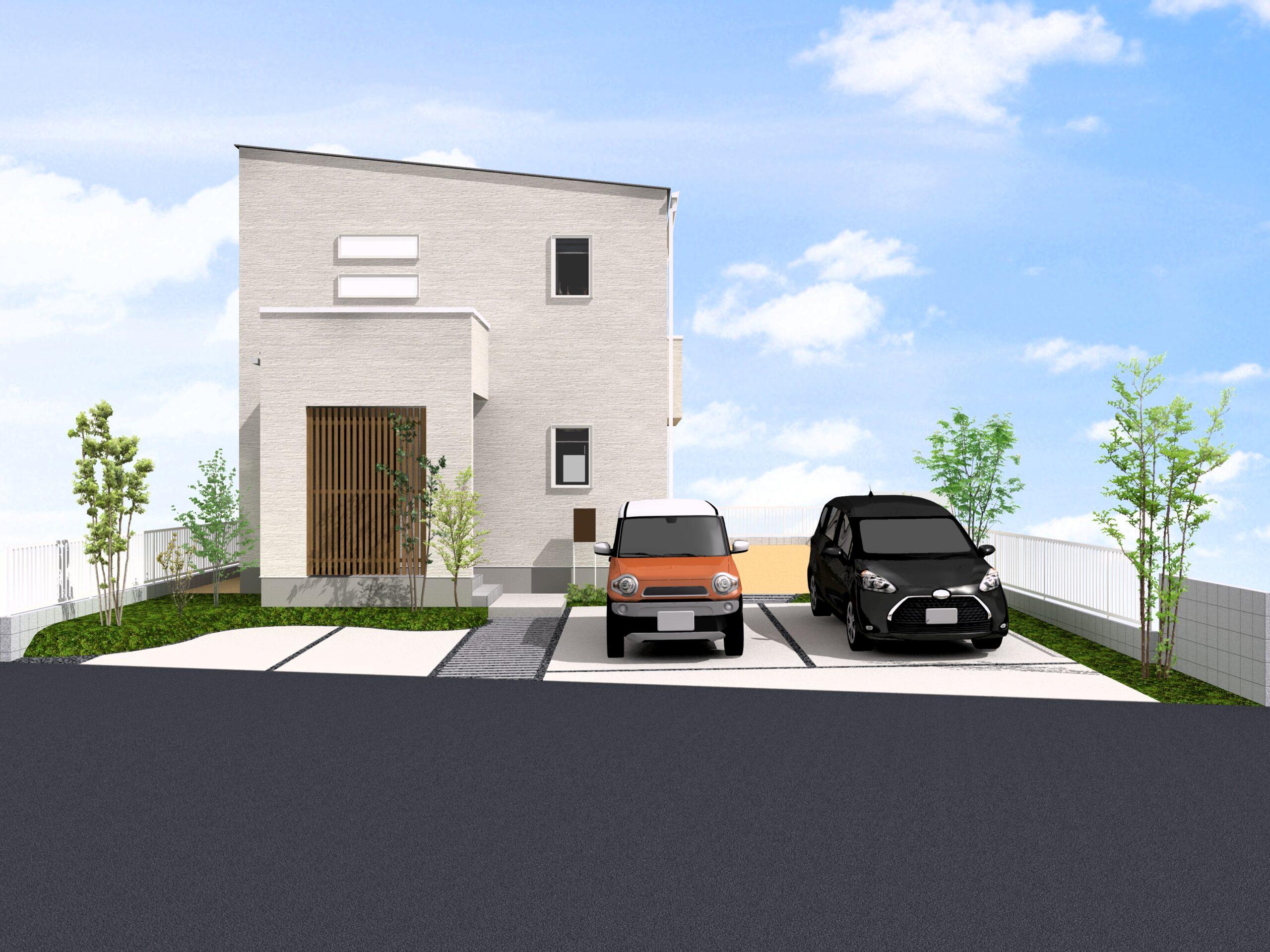 大村市新築建売住宅「OURS宮小路」