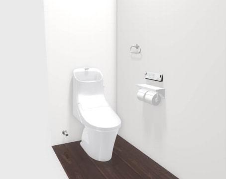 大村市新築建売住宅「OURS宮小路」2階トイレ