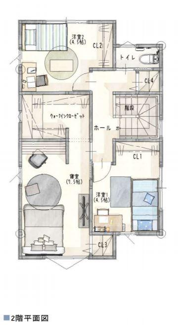 久留米市南 新築建売住宅「OURS久留米南 3号地」