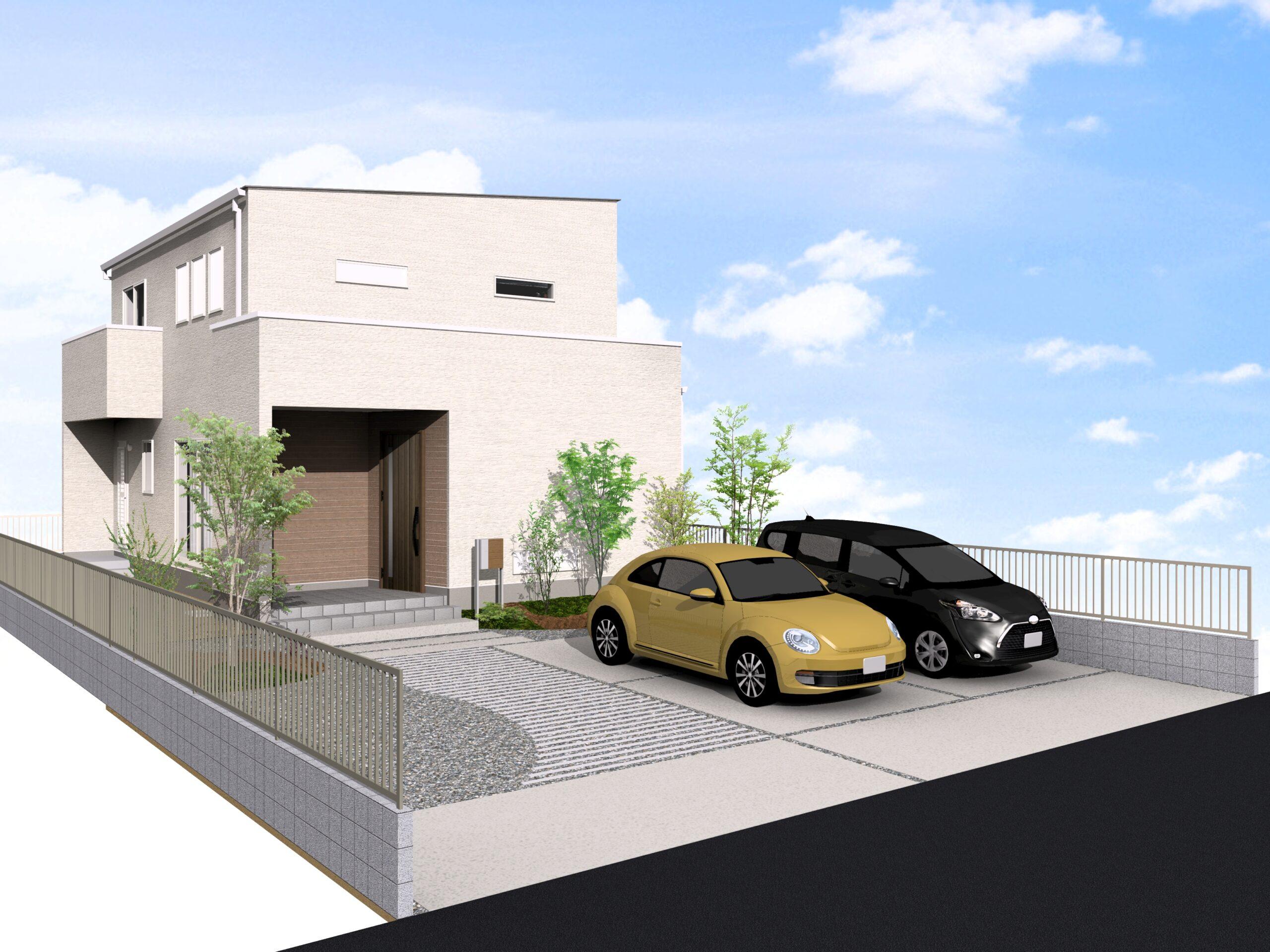 大村市新築建売住宅「OURS協和」