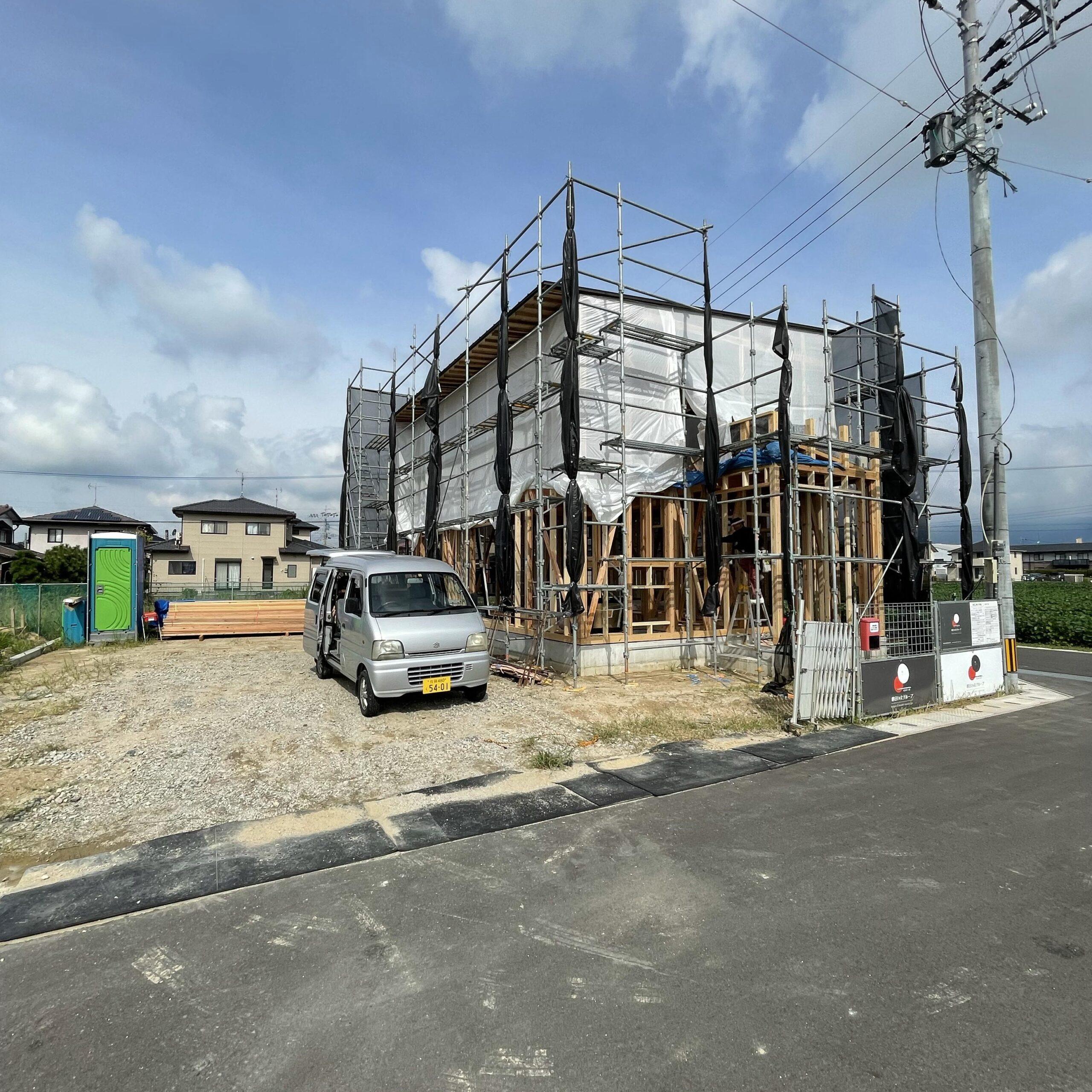 上峰町新築建売住宅「OURS上峰Ⅱ1号地」