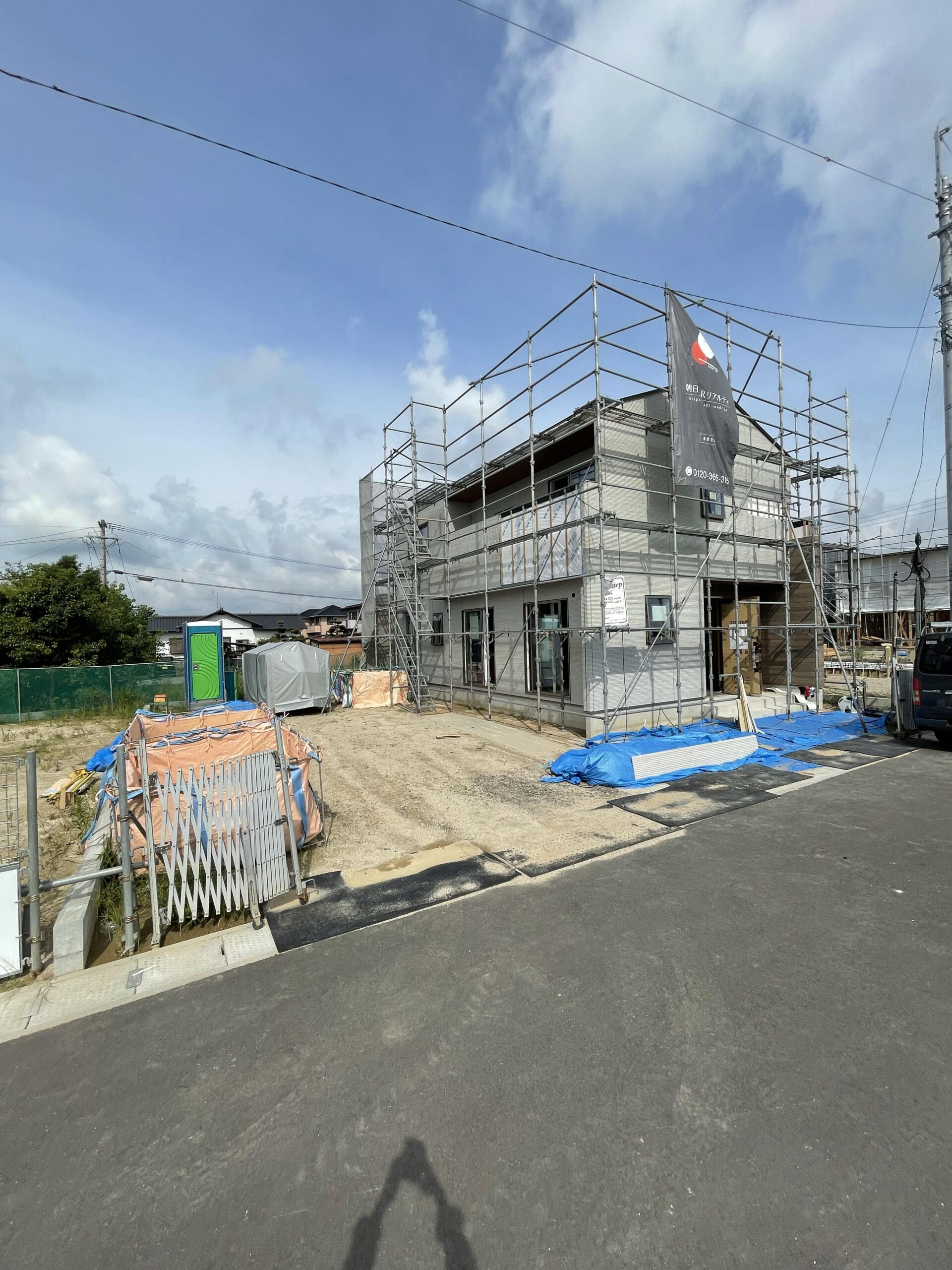 上峰町新築建売住宅「OURS上峰Ⅱ3号地」